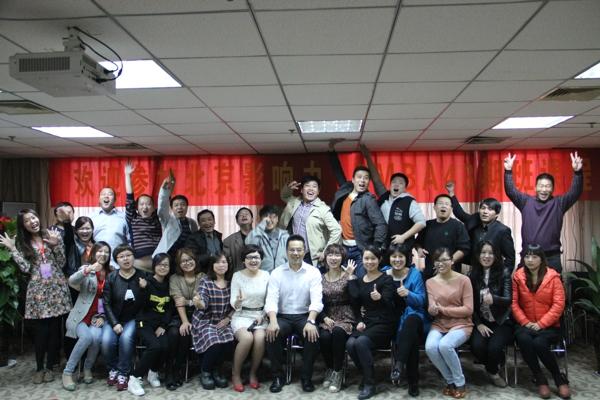 郑州--PMBA43班《营销思维与客户服务》
