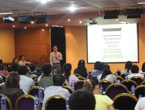 8月30日 公开课《高效经理人的七项修炼》