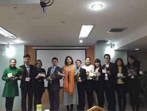 大企培训西安公司3月入司周年庆温馨上演